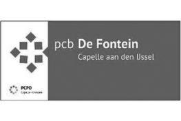 De fontein Capelle aan den IJssel - TopActs.nl - Referentie - Zwart-Wit