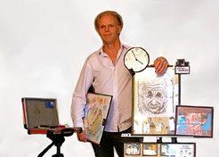 Karikaturen & Portretten Karikaturist Jeroen TopActs 1