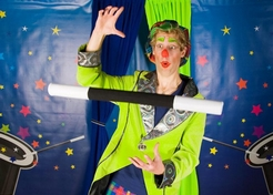 Kindershow Clown Dico TopActs 1a