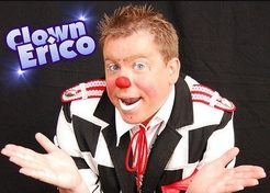 Kindershow Clown Erico TopActs 1