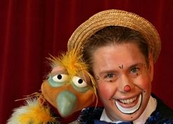 Kindershow Clown Sander TopActs 1