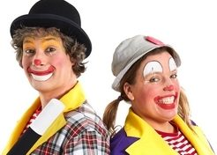 Kindershow Clowns Boebie en Babsie TopActs 1