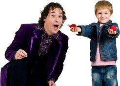 Kindershow Goochelaar Davinti TopActs 1