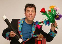 Kindershow Goochelaar Jerry Mensing TopActs 1