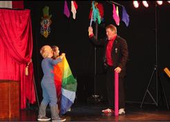 Kindershow Goochelaar Tijs TopActs 1