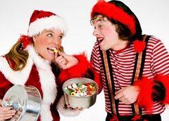 Kindershow Kerstkoekje van eigen deeg TopActs 1