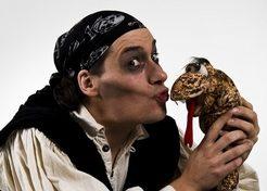 Kindershow Piraat Zeebeen TopActs 1