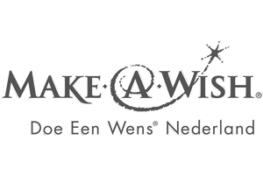 Make a Wish Nederland - TopActs.nl - Referentie - Zwart-Wit