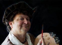 Portretten & Karikaturen Rembrandt van Gein TopActs 1