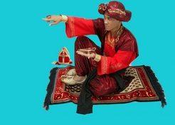 Sinterklaasshow met Aladdin TopActs 1