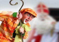Sinterklaasshow met Clown Nono 1
