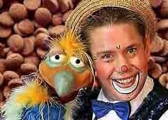 Sinterklaasshow met Clown Sander 1