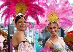 Steltenact Samba Sisters TopActs 1