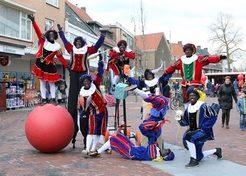 Circuspieten Parade TopActs 1