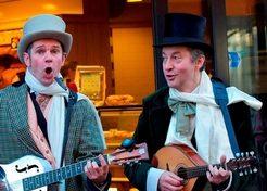 Dickens Muzikanten (duo) TopActs 1