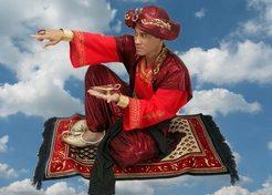 Kindershow Aladdin TopActs 1