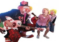 Kindershow Clown Snorre TopActs 1