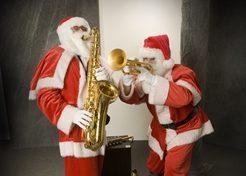Muzikale Kerstmannen (duo) TopActs 1