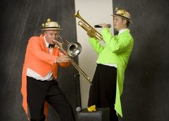Muzikale Lentekriebels (duo) TopActs 1