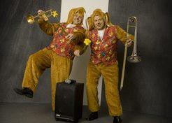 Muzikale Paashazen (duo) TopActs 1