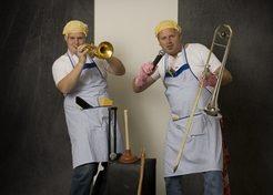 Muzikale Schoonmakers (duo) TopActs 1
