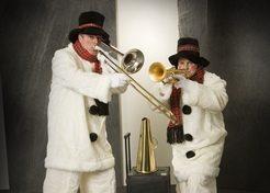Muzikale Sneeuwpoppen (duo) TopActs 1