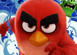 TV Karakter Angry Bird Red 1