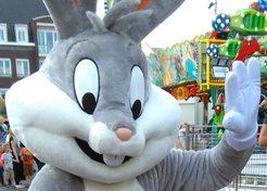 TV Karakter Bugs Bunny 1
