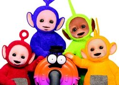 TV Karakters Teletubbies TopActs 1