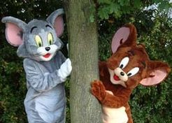 TV Karakters Tom & Jerry