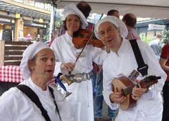 Zingende Koks (trio) TopActs 1