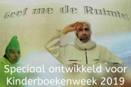 Kindershow Geef me de ruimte Kinderboekenweek 2019 TopActs.nl