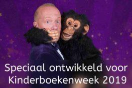 Kindershow 0gaat op reis (kinderboekenweek 2019) TopActs.nl