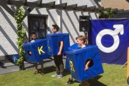 Kinderspelshow Jongens tegen de Meisjes, speciaal voor elk event! TopActs
