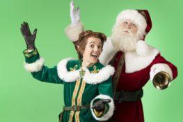 De Kerstman met Magische Kerstelf - TopActs.nl, voor elk evenement