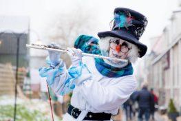 Muzikale Sneeuwpop - TopActs.nl