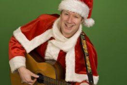 Zingende Kerstman - Leon - TopActs.nl