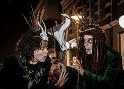 Straattheater The Witch Sisters - TopActs.nl - 246-176