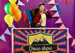 Tommie's Disco Show - TopActs.nl - 246-176