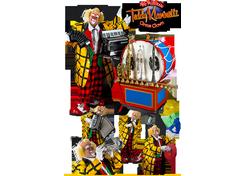 Muzikale Clown Teddy Klarinetti - TopActs.nl - 2 - 246-176