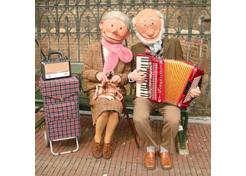 Mobiele Muziekact De Pensionado's - TopActs.nl - 246-176