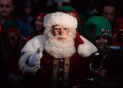 De enige echte Kerstman - TopActs.nl, speciaal voor elk evenement
