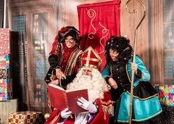 Sinterklaasshow inclusief Meet & Greet Sinterklaas - 246-176